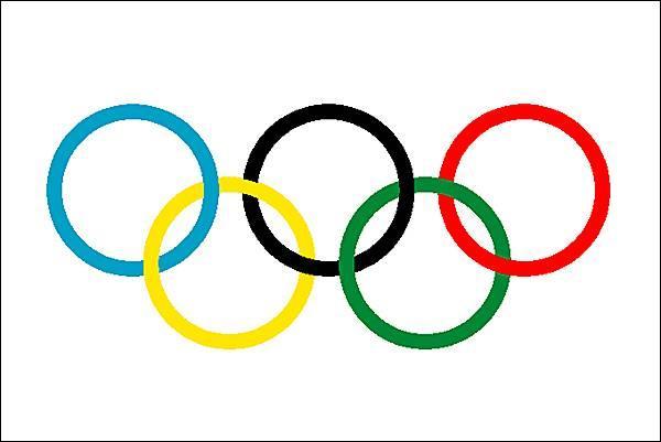 1009519 drapeau des jeux olympiques